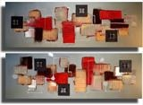 Mi Duo XL (vertical/horizontal) SOLD by lisa vallo art, Painting, Mixed Media on Canvas