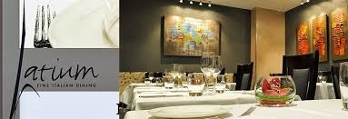 Latium restaurant by lisa vallo, Painting