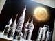 Moonlit Moscow WAS £349 by lisa vallo art (1)